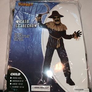 Wicked Scarecrow Halloween Costume 🎃